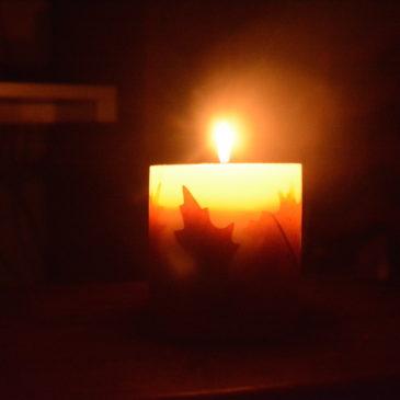 Life is like a Candlelight